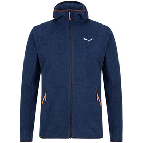 SALEWA Nuvolo Jas Heren, dark denim melange